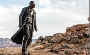 """Photo courtesy: Sony Pictures. """"The Dark Tower"""" stars Idris Elba, and was released in theaters on July 31, 2017."""